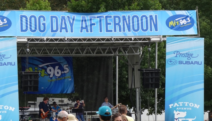 Dog Day Afternoon Mix96.5 West Asheville 11